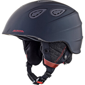 Alpina Grap 2.0 L.E. Helm, nightblue-bordeaux matt